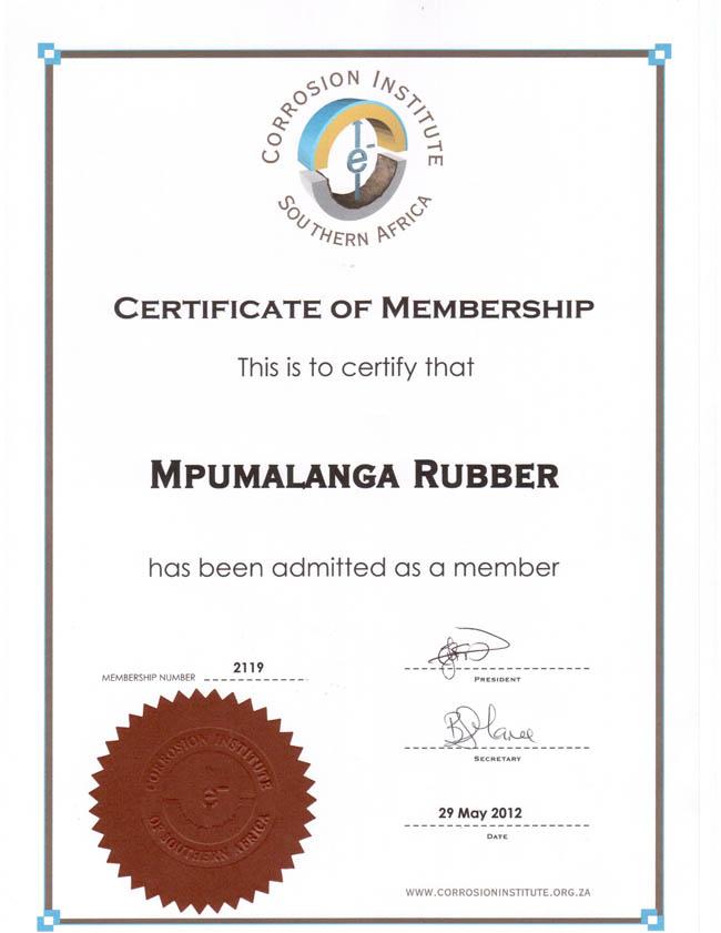 Mpumalanga-Rubber-Corrisa-Certificate