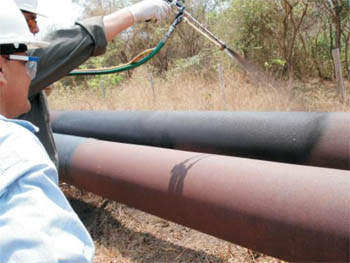 Pipeline Corrosion Protection Pipeline example2