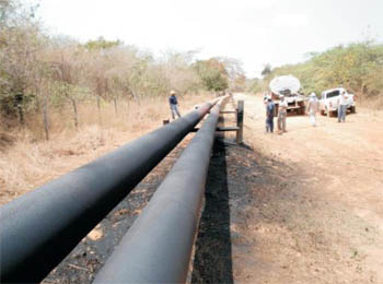 Pipeline Corrosion Protection Pipeline example3
