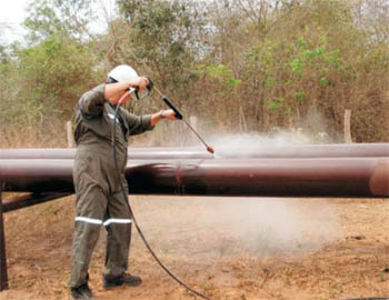 Pipeline Corrosion Protection Pipeline1