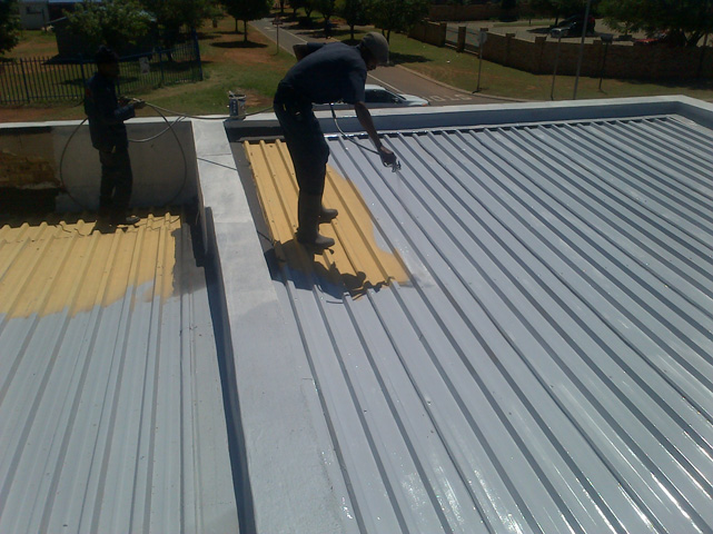Roof Repairs In Middelburg Waterproofing Specialists