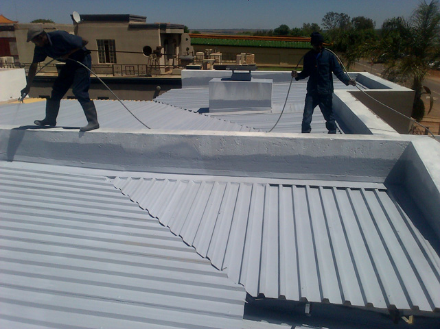 Roof Repairs In Witbank Waterproofing Specialists
