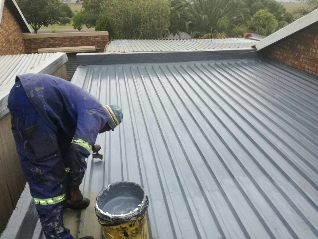 Roof Repairs Guaranteed For 10 Years Waterproofing